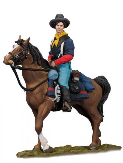 BH1311 - US Cavalry Trooper #4, 1876