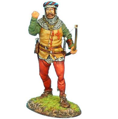 MED032 - English Archer Commander