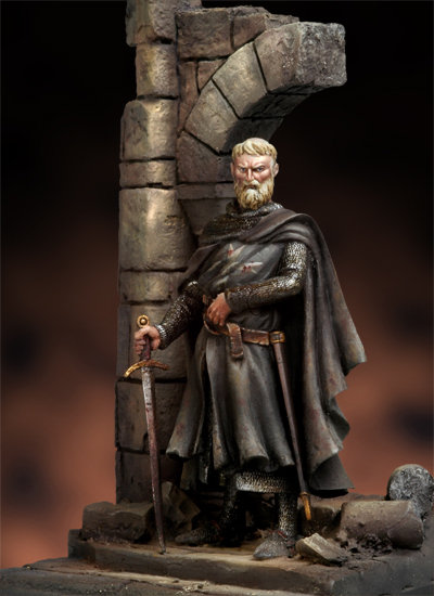 SM-F54 - Grand Master, 13th Century