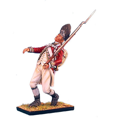 AWI037 - British 5th Foot Grenadier Falling Shot