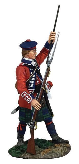 16048 - British 42nd Royal Highland Regiment Ramming Cartridge