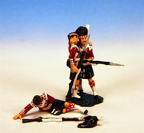 CWP.2 - Wounded, 93rd Highlanders