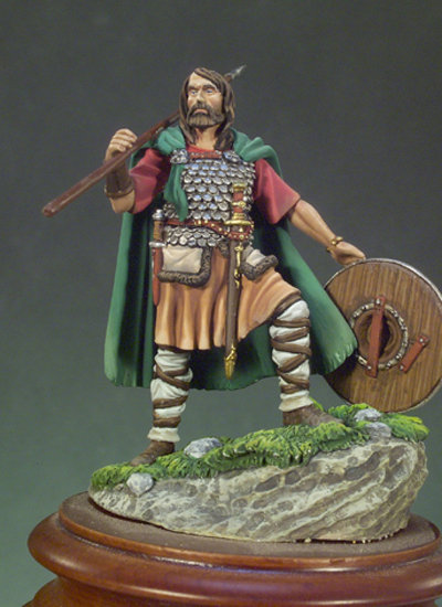 SM-F27 - Welsh Chieftain (1270's)