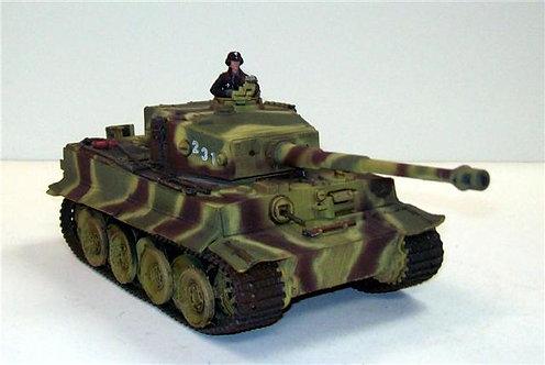 FOV007 - Tiger Tank (231) - Includes Removable Plastic Figure