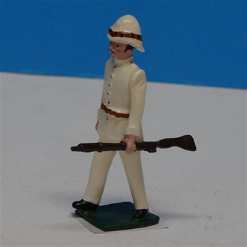 MI-291 - Colonial Period Figure - Manufacturer Unknown - 54mm Metal - No Box