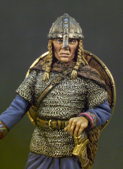 SM-F35 - Viking Warrior (Norway, 10th Century AD)