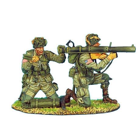 NOR011 - US 101st Airborne Paratrooper Bazooka Team