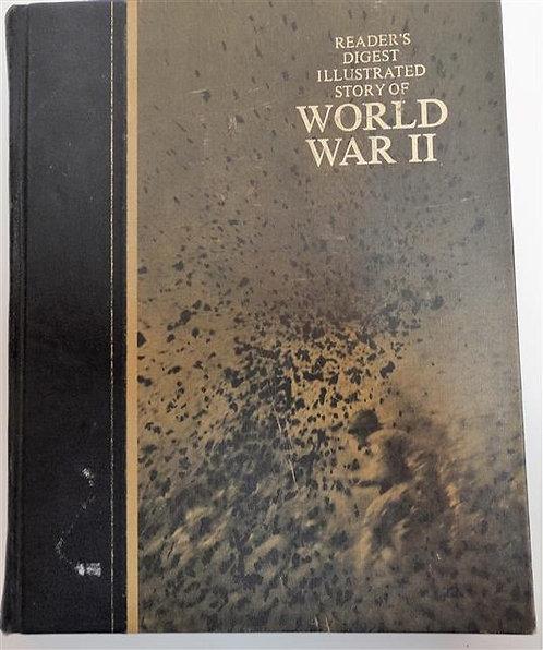 BK089A - Reader's Digest Illustrated Story of World War II