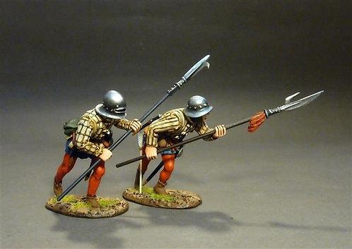 YORK-27 - Yorkist Billmen  The Battle of Bosworth Field 1485