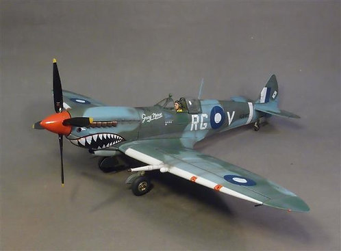 "RAAF-01 - ""Grey Nurse"", Wing Commander ""Bobby"" Gibbes, No.80 Wing"