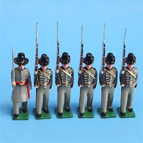 COWF-0151 - 1st Texas Volunteer Infantry Regiment (Company D, Star Rifles)