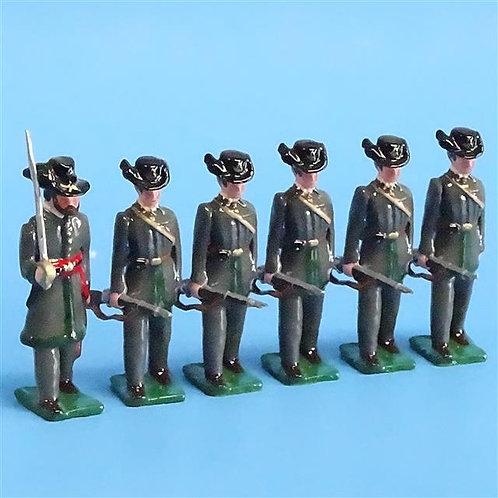 COWF-0100 - 1st Regiment, South Carolina Volunteers  Richland Volunteer Rifles