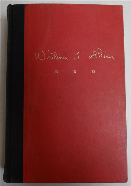 BK124 -20th Century Journey, The Nightmare Years: 1930-1940 V2 by William Shirer
