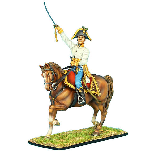 NAP0292 - Austrian Hahn Grenadier Mounted Colonel