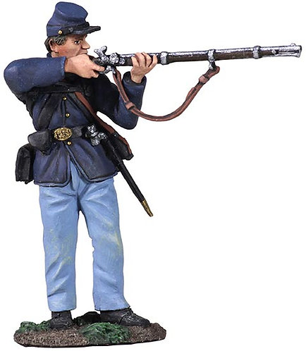 31209 - Union Infantry Standing Firing No.3