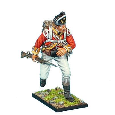 AWI078 - British 38th Regt Light Company Running #2