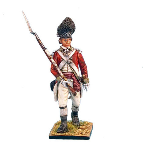 AWI026 - British 5th Foot Grenadier Company Officer