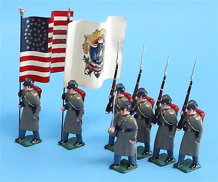 COWF-0137 - 20th Massachusetts Volunteer Infantry Regiment