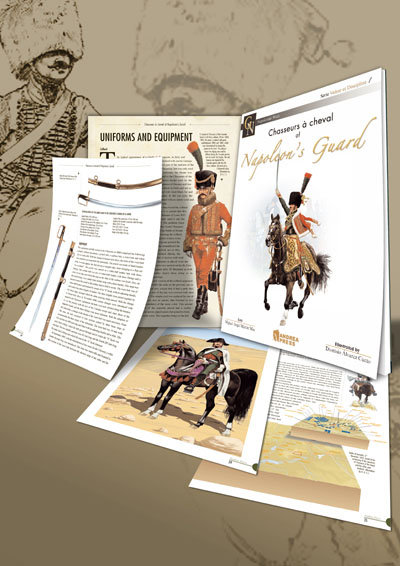 AP-033I - Chasseurs a Cheval of Napoleon's Guard