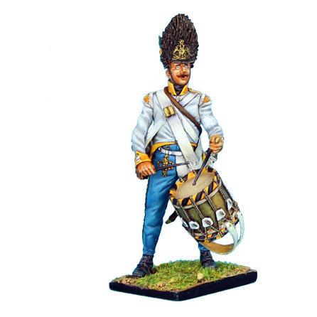NAP0295 - Austrian Hahn Grenadier Drummer