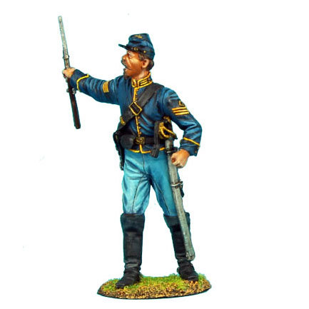 ACW026 - Union Dismounted Cavalry NCO