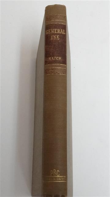 BK028 - General Ike (A 1945 War Time Production) by Alden Hatch