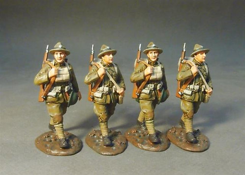 GWUS-11N - US Marine Corps, Marching Set #2 American Expeditionary Forces