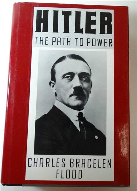 BK035 - Hitler: The Path to Power by Charles Bracelen Flood