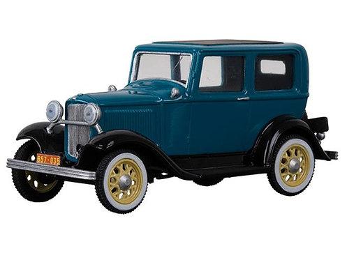 BH1201BE - 1932 Ford V-8 (Blue)