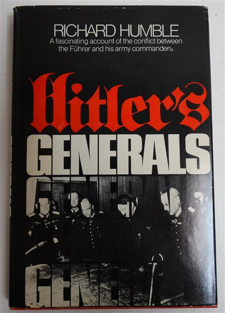 BK121 - Hitler's Generals by Richard Humble