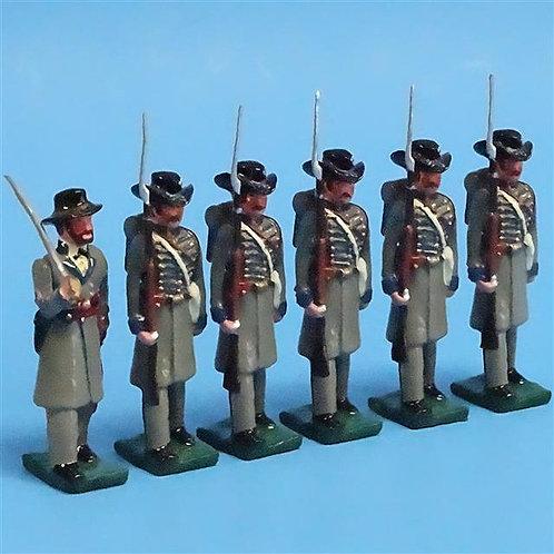 COWF-0093 - 3rd Mississippi Volunteer Infantry Battalion