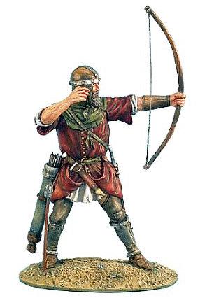 CRU025 - English Militia Archer (RETIRED)
