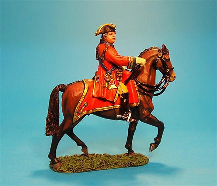 BJCUMB-01 - William August, Duke of Cumberland (1721-1765)