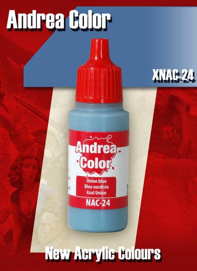 XNAC-24 - Union Blue - Andrea Color