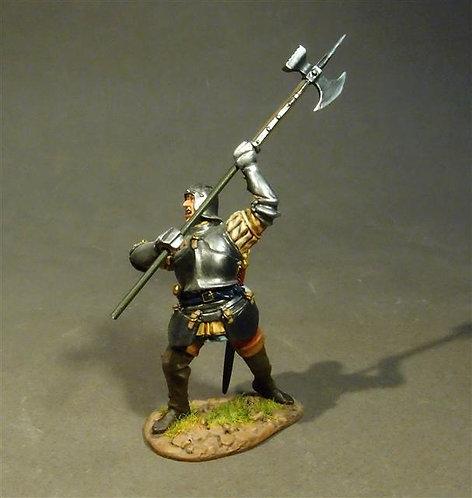 LANC-26 - Lancastrian Men at Arms  The Battle of Bosworth Field 1485