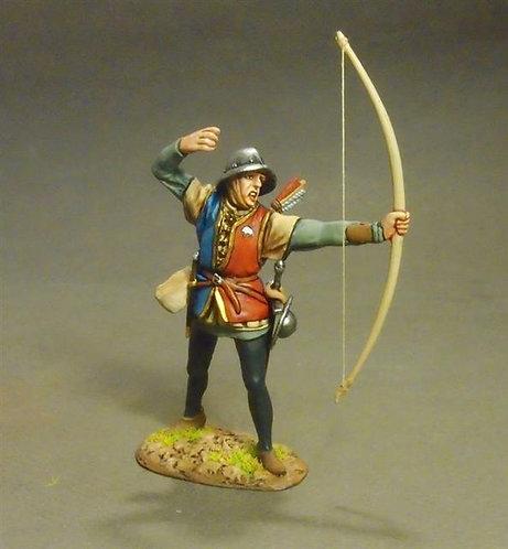 RYORK-17 - Yorkist Archer The Retinue of King Richard III