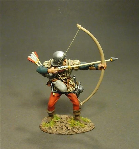 YORK-34 - Yorkist Archer  The Battle of Bosworth Field 1485