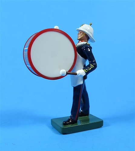 43077 - Royal Marine Bass Drummer