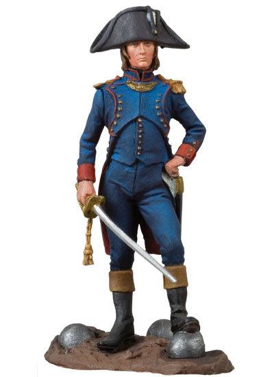 BH602 - L'Officier d'Artillerie (1790)