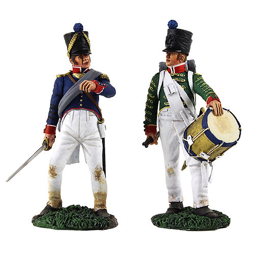 36141 - French Infantry Command Set
