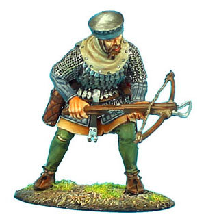 CRU060 - Crusader Crossbowman Standing