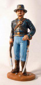 GSC045 - Sergeant Major with Carbine, 2nd Colorado Regiment