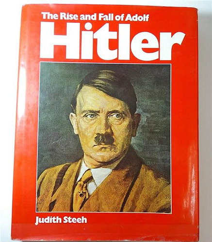 BK092 - The Rise and Fall of Adolf Hitler by Judith Steeh