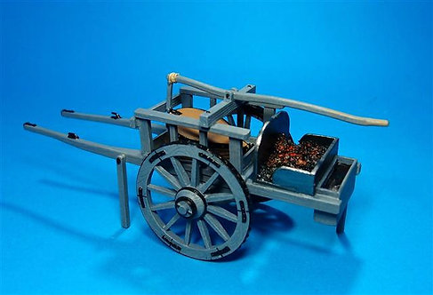 JJDCS-16 - Raid on St. Francis 1759  English Travelling Blacksmith's Forge