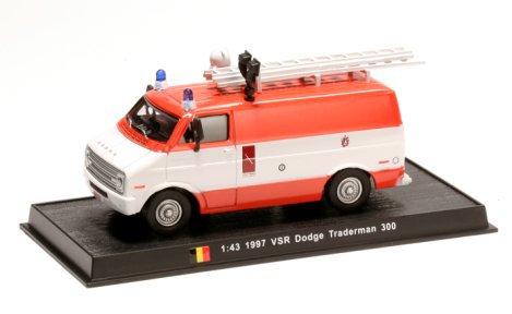 CBO144 - 1997 VSR Dodge Traderman 300  Scale: 1:43