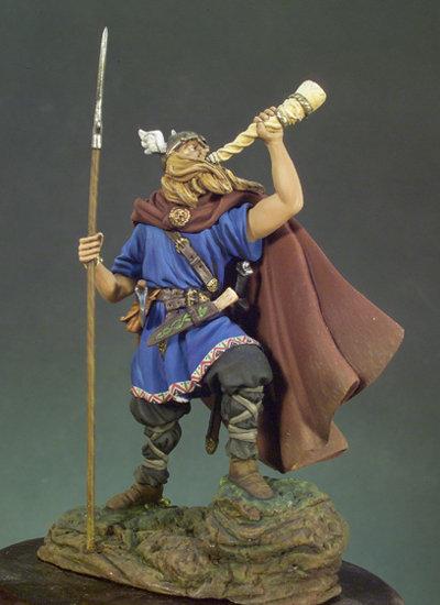 SM-F21 - Viking Warrior (c.900)