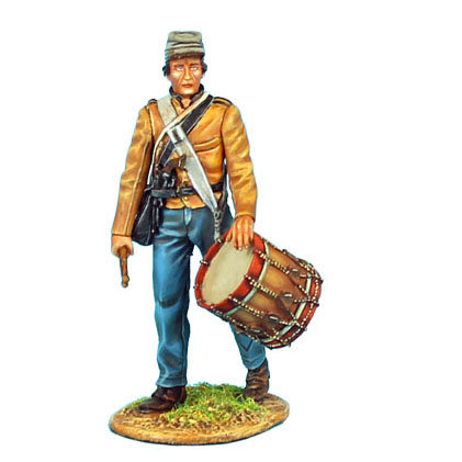 ACW044 - Confederate Drummer