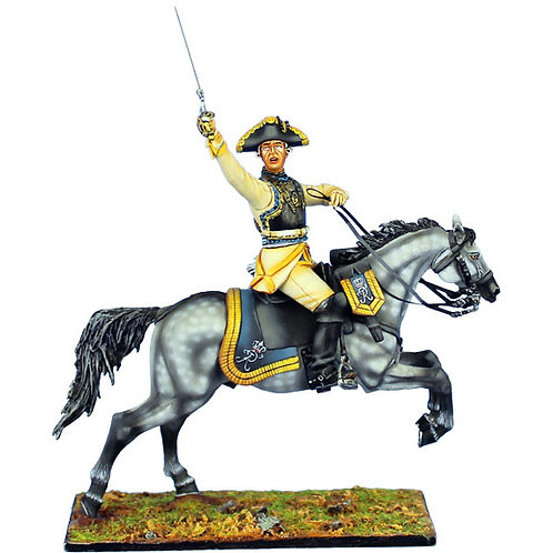 SYW023 - Prussian 3rd Cuirassier Regiment Officer