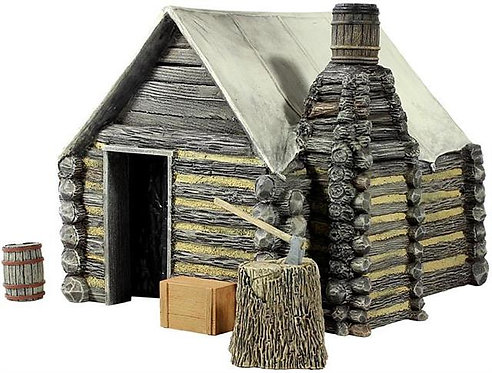 51039 - American Civil War Winter Hut No.1