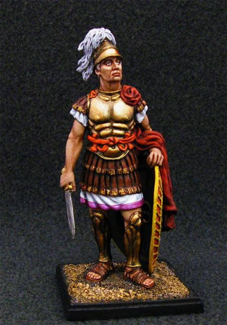 5119 - Roman Tribune, 1st Century BC